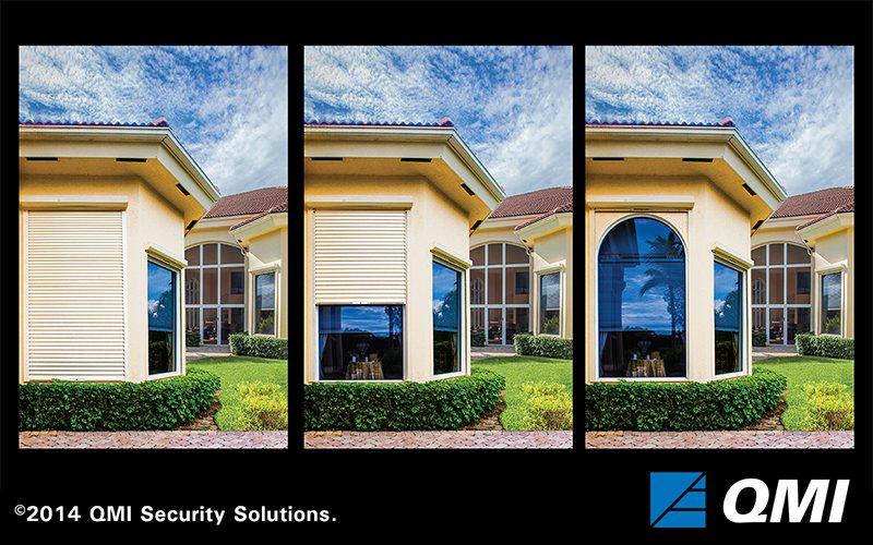 QMI security shutters