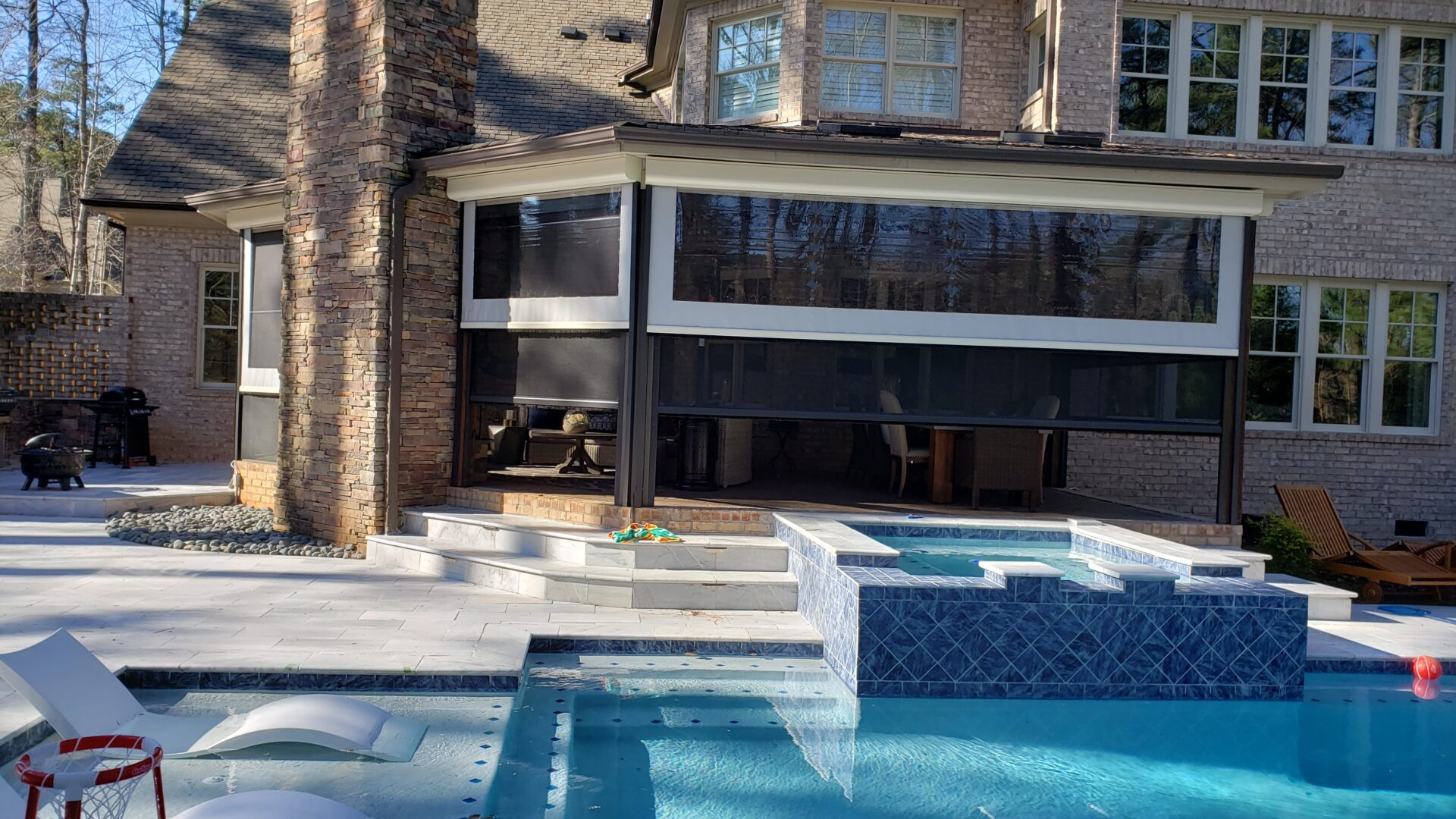 motorized patio screens